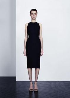 Victoria Beckham | #PreSS15 Nice Dresses, Dresses For Work, Formal Dresses, Business Dresses, Work Clothes, My Wardrobe, I Dress, Victoria Beckham, Dress To Impress