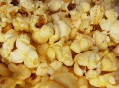 Don't get popcorn or other products with fake butter!  Artificial Butter Flavoring Ingredient Linked to Key Alzheimer's Disease Process!