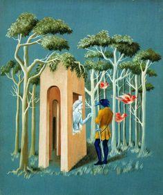 Os 10 pintores mais importantes do Surrealismo