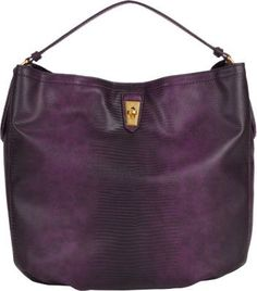 Marc by Marc Jacobs Embo Lizzie Spotless Hobo
