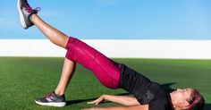 Tone your bum and the rest of your legs with these great leg exercises in just ten minutes.