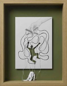 Asombroso arte en papel por Peter Callesen !