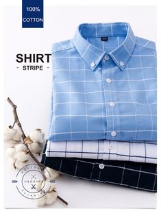 Men Oxford Casual Shirt - Men's style, accessories, mens fashion trends 2020 Mature Mens Fashion, Gents Shirts, Mens Designer Shirts, Clothing Photography, Mens Clothing Styles, Stylish Men, Zermatt, Casual Shirts For Men, Shirt Collar Pattern