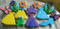 She Bakes:  set to celebrate national Princess Day, 8/14