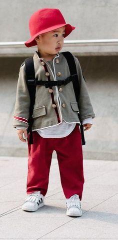 La photo de mode du jour ;-)