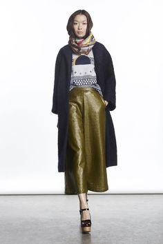 The Best of New York Fashion Week Fall 2015 - Rachel Comey Fall 2015