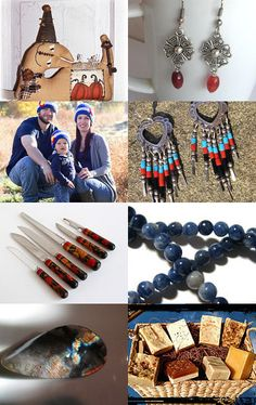 Fall Favorites by Debbie Ann on Etsy--Pinned with TreasuryPin.com