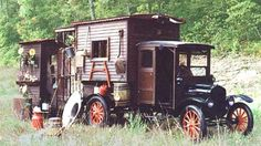 A place to live during the Great Depression. It might come down to this again