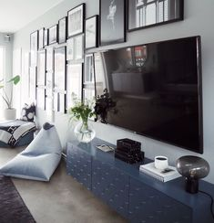Förändringarna som avgör – Interior By Susan Ikea Hack, Flat Screen, Living Room, Interior, Tips, Blood Plasma, Indoor, Flatscreen, Home Living Room