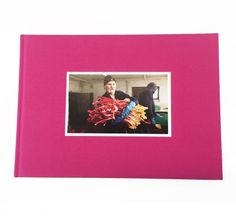Photographs by Martin Parr at The Hepworth Wakefield. This publication documents The Rhubarb Triangle, a new commission of a series of photographs Rhubarb Triangle, Hepworth Wakefield, Martin Parr, West Yorkshire, Countryside, Polaroid Film, Shopping, Books, Libros