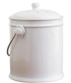 10 Easy Pieces: Kitchen Compost Pails