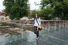 Liubliana – Grandes dicas de uma pequena cidade linda Montenegro, Sidewalk, City, Viajes, Tips, Side Walkway, Walkway, Walkways, Pavement