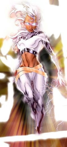 The gorgeous Ororo Monroe Marvel Dc Comics, Comics Anime, Marvel Vs, Marvel Heroes, Comic Book Characters, Comic Book Heroes, Marvel Characters, Comic Character, Comic Books