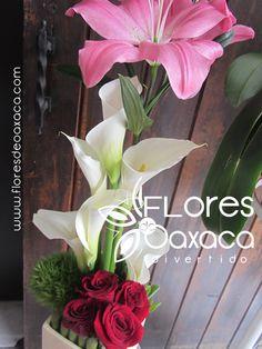 Arreglo floral de floresdeoaxaca.com