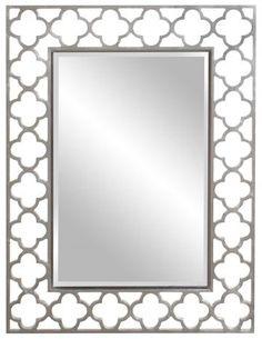 Gaelic Mirror - Rectangular Mirrors - Wall Mirrors - Mirrors - Decorative Mirrors - Vanity Mirrors - Large Mirrors | HomeDecorators.com