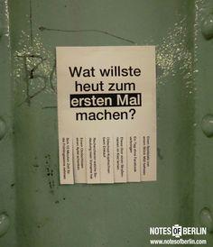 Strausberger Platz | #Friedrichshain // Mehr #NOTES findet ihr auf www.notesofberlin.com