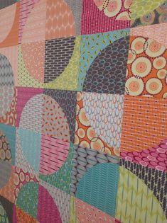 Zen chic quilt