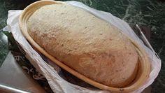 DOMA navařeno: Domácí kmínový chleba z droždí Bread, Cooking, Food, Basket, Kitchen, Brot, Essen, Baking, Meals