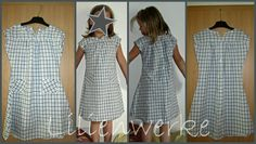 Kleid aus Hemd