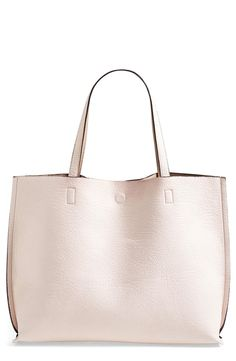 gifts under $100 from nordstrom - reversible faux leather tote and wallet