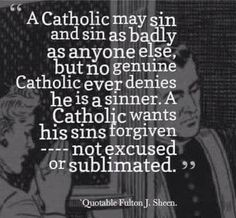 This lent may we tire of our sins and become completely what God desires for us to be.