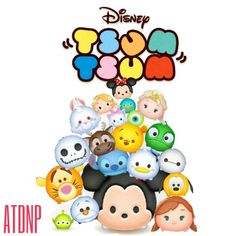 Tsum Tsum edit by me (@all_things_Disney_n_Pixar )