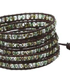 "Chan Luu 32"" Peridot Satin Mix Bracelet #accessories  #jewelry  #bracelets  https://www.heeyy.com/suggests/chan-luu-32-peridot-satin-mix-bracelet-peridot-satin-mix/"