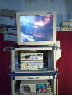Olympus Visera Arthroskopieturm, Kamera und Kopf, Kaltlichtquelle, Pumpe  | eBay Flat Screen, Tv, Ebay, Medical Devices, Cold, Camera, Flat Screen Display, Tvs, Television Set