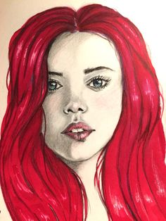 Real-life Ariel the little mermaid drawing by Artsan-Design Little Mermaid Drawings, Ariel The Little Mermaid, Real Life, Disney Princess, Disney Characters, Design, Art, Art Background, Kunst