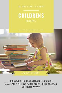 A quick list of the best children's books available online!