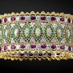 Designer Spotlight: Buccellati Celebrates 60 Years In The US | Jewels du Jour #hindi sad diamonds