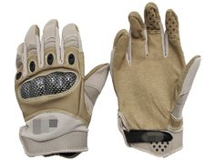 Assault Full Finger Tactical Glove DE(C1)