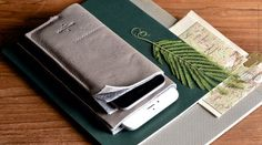 Easy, relax. All you want is a really special piece of leather and wool wrapped casually around your naked iPhone, cash and cards. The Wild Phone case says effortless cool better than no other. What sets it apart There is something so special about our washed Italian leather. It's soft, relaxed and the rugged skin structure tells a million stories. It's so precious we almost didn't want to cut into the hide so we designed a premium case with maximum use of leather and minimal stitching. The…