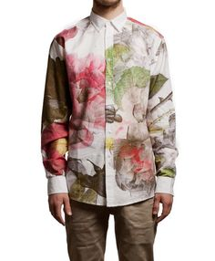 The Rasmussen Shirt from Soulland.