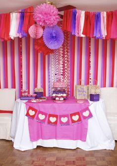 Valentine Party #valentine #party