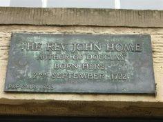 Scottish playwright John Home died on 5 September 1808. ...