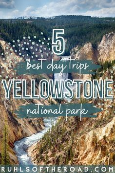 Take a Yellowstone vacation with this ultimate Yellowstone National Park itinerary! The best things to do in Yellowstone from Old Faithful, Grand Canyon of Yellowstone, Yellowstone lake & Lamar Valley. Use these Yellowstone National Park tips for the ultimate road trip to Yellowstone from Jackson Wyoming! Plus a guide for free camping Yellowstone & Wyoming travel tips to one of the best things to do in Wyoming. Take a National Park camping trip you will always remember. #yellowstone #wyoming Us Travel Destinations, Rv Travel, Canada Travel, Outdoor Travel, Travel Guides, Adventure Travel, Travel Tips, National Park Camping, National Parks Usa