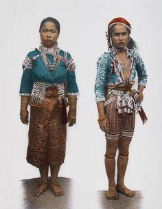 Bagobo Traditional Clothing