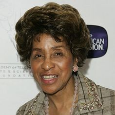 The 79-year-old Marla Gibbs today.