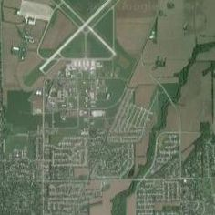 Image Result For Old Aerial View Columbus Indiana Aerial Views - Airports in indiana