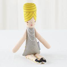 The Land of Nod | Kids Dolls: Suzy Ultman Dolls Hunny in $10- $25