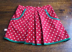Milkmaid Skirt by Justina Maria Louisa, via Flickr