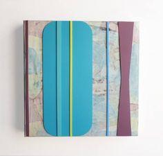 "Saatchi Art Artist Javier Vivas; Painting, ""Slats #03"" #art"