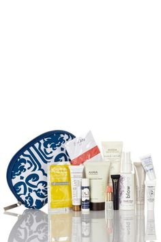 HauteLook and Nordstrom Summer Beauty Bag by HauteLook & Nordstrom Summer Beauty Bag on @HauteLook  Check it out!! HAPPY HOT SUMMER. TRIPLE DIGIT'S DOWN HERE. MELT!!!!!