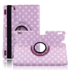 """360 Rotating Leather Stand Smart Case Cover For Amazon Kindle Fire HDX 8.9"""" inch"""