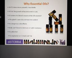 Why doterra essential oil they are the best  www.mydoterra.com/essentialoilsbymarie