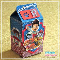 caixa milk em papel fosco 240g