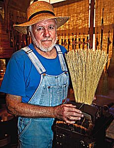 Richard Moore, broom maker