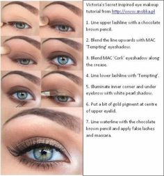 Eye Makeup Tips.Smokey Eye Makeup Tips - For a Catchy and Impressive Look Kiss Makeup, Mac Makeup, Makeup Tips, Makeup Tutorials, Makeup Contouring, Makeup Trends, All Things Beauty, Beauty Make Up, Hair Beauty