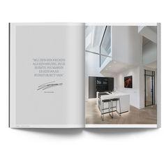 Minimalistische villa Bosch en duin - Culimaat - High End Kitchens Garage Apartment Plans, Garage Apartments, Latest Kitchen Designs, High End Kitchens, Design Awards, Kitchen Dining, Villa, Bar, Loft